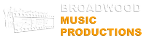 Broadwood Music Productions -  Recording Studio